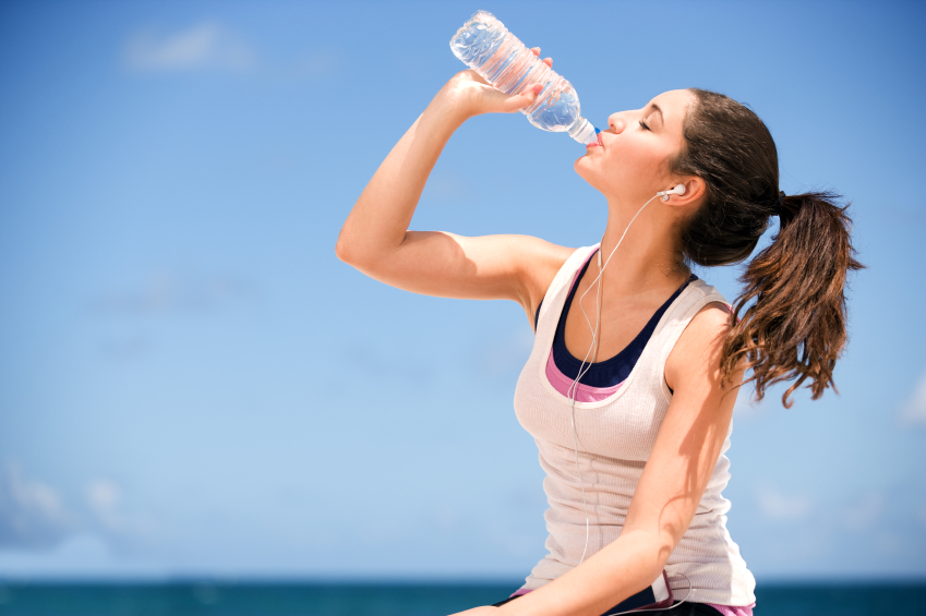 Benefits of drinking bottled water