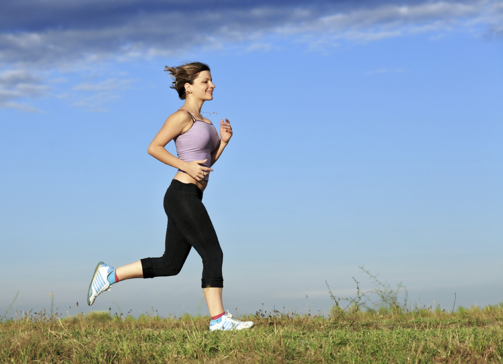 Running To Burn Fat | Lose Your Weight Now :: Q8rashaqa