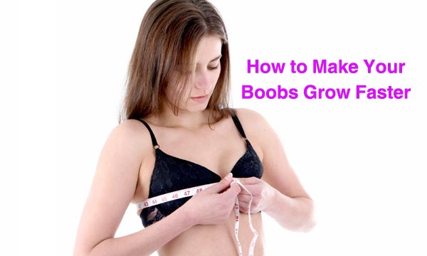 How to make your breats grow