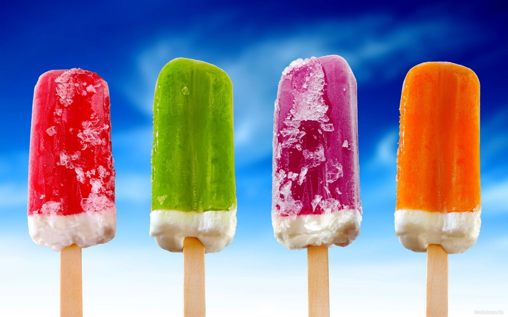 All-Natural Popsicles